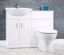 Combination Vanity Units For Bathrooms by Toilet And Basin Combination Zamp Co