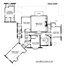 Floor Plans With Porte Cochere Hartsell Plan 5796 Edg Plan Collection