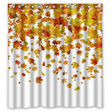 endearing fall shower curtains and 31 best bath images on home