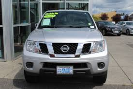 silver nissan frontier in washington for sale used cars on