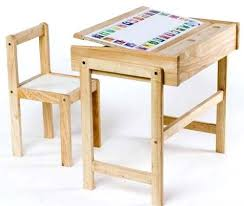 Kids Wooden Desk Chairs Desk Buschman White Table And Chairs Set For Kids Toddler Wood