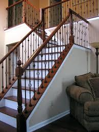 Home Depot Stair Railings Interior Inside Stair Railing Iron And Wood Stair Railing Home Decor Stair