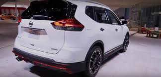 nissan rogue gets nismo body kit in japan during x trail mid life