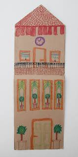 drawing exercise for kids draw your house on a box creative