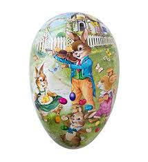big easter eggs german paper mache easter eggs german easter traditions