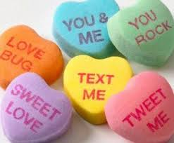 heart candy sayings sweethearts candy sayings info