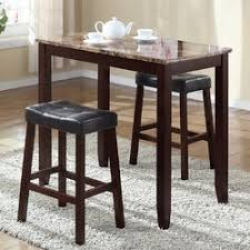 Rustic Pub Table Set Home Design Cute Counter Height Bistro Tables Round Rustic Wood
