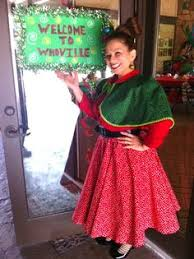 20 diy costumes grinch stole grinch and