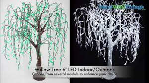 willow tree 6 led indoor outdoor shopwildthings
