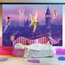 tinkerbell bedroom disney fairies tinkerbell in london wallpaper xxl great