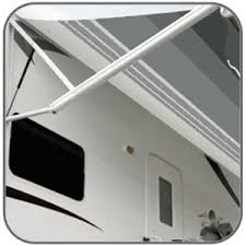 Power Awning Caravansplus Dometic Power Awning 14ft Granite Fabric On Roller
