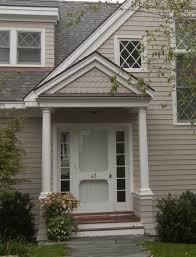 interior wonderful front porch portico design ideas with rustic