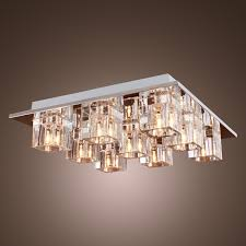 sale lightinthebox k9 crystal ceiling light with 9 lights in