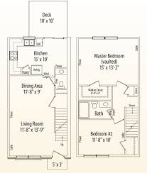 Camp Foster Housing Floor Plans by La Collina In Harrisburg Triple Crown Corporation