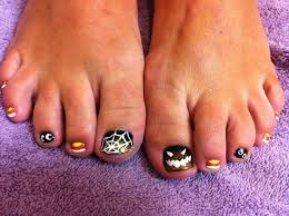 best 25 halloween toes ideas on pinterest halloween toe nails