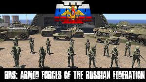 rhs escalation armed forces of the russian federation arma 3
