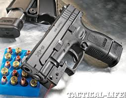 springfield xd tactical light springfield xd sub compact 9mm