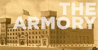 The Armories Winter Garden - tours sf armory