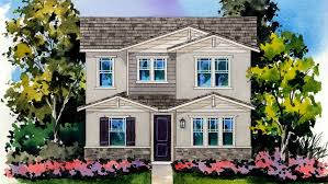 Elements Home Design Salt Spring Island Seabreeze At Harmony Grove Village New Homes In Escondido Ca
