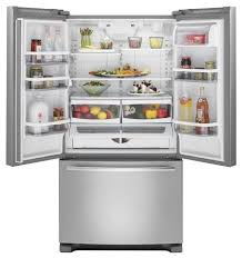 Counter Depth Stainless Steel Refrigerator French Door - jenn air counter french freezer refrigerator jfc2089bem