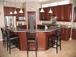 Black Glazed Kitchen Cabinets Cabinets Cherry Spice With Black Glaze Countertops Granite