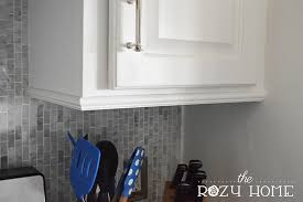 how to fix cabinet bottom easy and inexpensive cabinet updates the 15 minute fix
