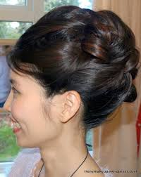 pics of bridal hairstyle chinese wedding updo hairstyles google search hair styles