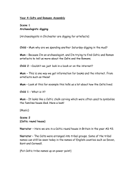 clever and fun roman playscript by niamh mcgrogan teaching