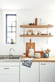 wall mounted kitchen shelves kitchen wall mounted shelves simple but beautiful wall mounted