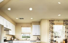 Led Lights In Ceiling How To Insulate Around Recessed Led Light Fixtures This House