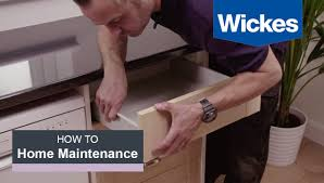 how to fix a broken drawer with wickes youtube