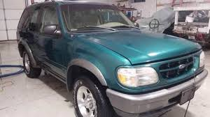 1998 ford explorer eddie bauer parts 1998 ford explorer for sale carsforsale com