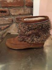womens moccasin boots size 11 moccasin boots ebay