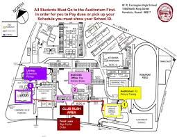 Uh Campus Map Farrington High Map Image Gallery Hcpr