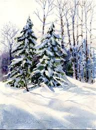 susie short u0027s watercolor christmas card ideas for painting cards