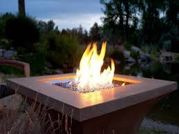 outdoor fire pits gas home outdoor decoration