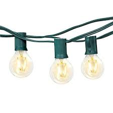 Commercial Grade Patio Light String by Christmas Light Strings Commercial Grade Led Amazon Com