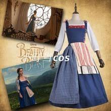 Belle Halloween Costume Blue Dress Belle Dress Promotion Shop Promotional Belle Dress