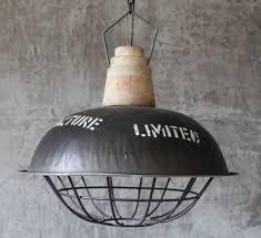 Alte Wohnzimmerlampen Hängelampe Xxl Fabriklampe Hänge Lampe ø 49 Cm Alte Industrielampe