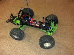 grave digger radio control monster truck traxxas grave digger upgrade project r c tech forums