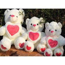 teddy for s day 70cm heart dolls teddy soft toys for children