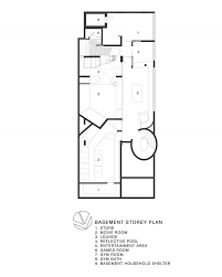 house plans by architects baby nursery geometric house plans origami house by formwerkz
