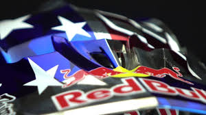 red bull helmet motocross custom painting aaron gwin red bull d3 helmet troy lee designs