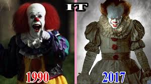 cast of it 1990 and it 2017 movie actors dreview top youtube