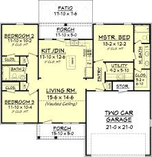 Corner Lot Duplex Plans 20 X 60 Homes Floor Plans Google Search Small House Plans