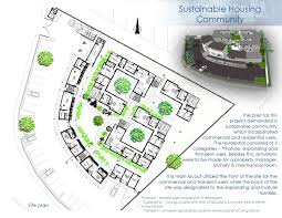 sustainable floor plans sustainable community housing randy seraphin archinect