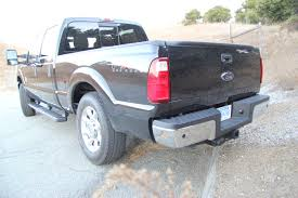 Ford Diesel Truck Mpg - review 2011 ford f 250 diesel the truth about cars