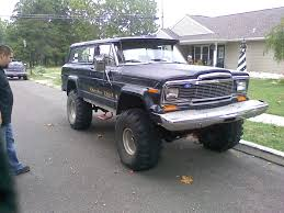 jeep wagoneer lifted 1979 jeep cherokee chief soa 39 5s international full size jeep