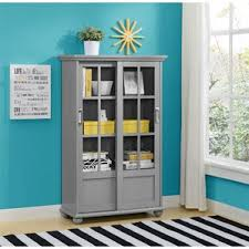 grey bookcases you u0027ll love wayfair