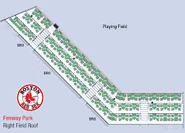 fenway park seating map precise seating llc